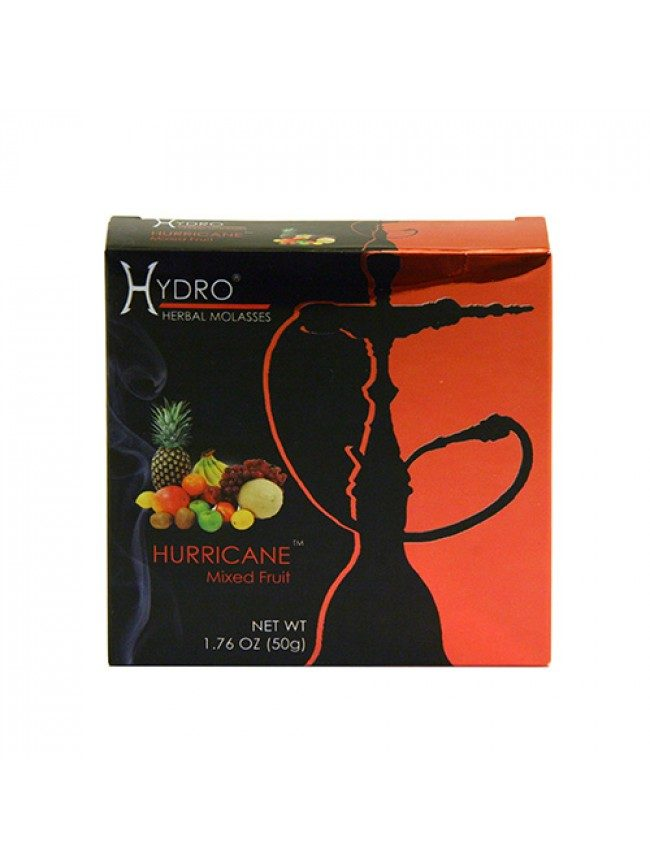 Hydro Herbal Shisha Hurricane Mixed Fruit